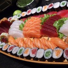 Photo taken at Joy Sushi by Samuel A. on 6/7/2013