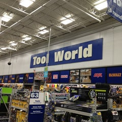 Photo taken at Lowe's Home Improvement by Rebecca L. on 2/10/2013