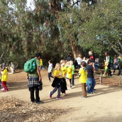 Photo taken at Coldwater Canyon Park by Luz d. on 12/2/2013