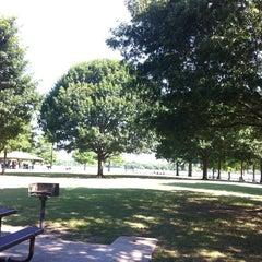 Photo taken at Bowman Springs Park by Karen L. on 6/8/2013