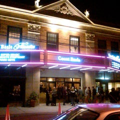 Photo taken at The Count Basie Theatre by Ben K. on 10/16/2013