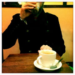 Photo taken at Evita Espressobar by Anna K. on 11/10/2012