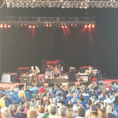 Photo taken at Freedom Hill Amphitheatre by Adam S. on 8/19/2013