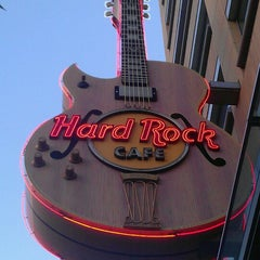 Photo taken at Hard Rock Cafe Detroit by Adam S. on 6/14/2013