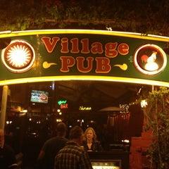 Photo taken at Village Pub by David M. on 11/3/2012