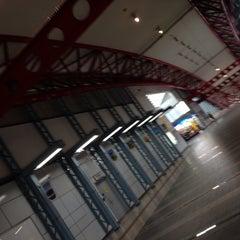Photo taken at 豊川駅 (Toyokawa Sta.) by ymkx on 11/8/2014