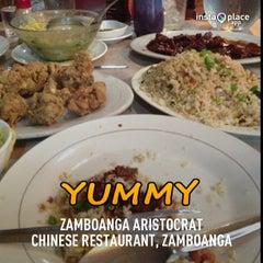 Photo taken at Aristocrat Chinese Restaurant by Casandra s. on 4/14/2013