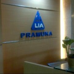 Photo taken at LBPP LIA Pramuka by Sam Risky S. on 4/3/2014