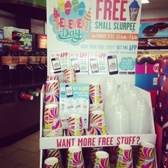 Photo taken at 7-Eleven by Kristen H. on 7/11/2014