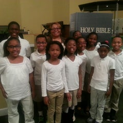 Photo taken at Christ The King Baptist Church by Hattie P. on 10/29/2014