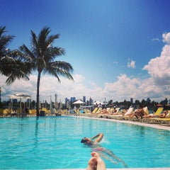 Photo taken at The Standard Spa, Miami Beach by Benjamin H. on 5/3/2013
