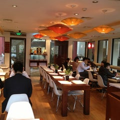 Photo taken at 堡仕康 | Gourmet Café by Andrew S. on 3/1/2013