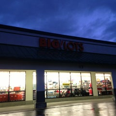 Photo taken at Big Lots by Brian T. on 12/22/2012