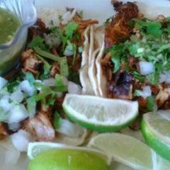 Photo taken at Tacos El Poblano by Alida R. on 9/21/2012