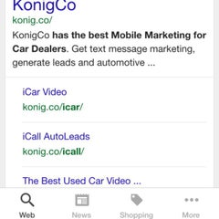 Photo taken at KonigCo | Mobile Marketing by Mat K. on 9/23/2014