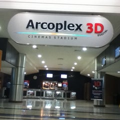 Photo taken at Arcoplex Aldeota by Altami S. on 11/8/2012