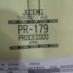 Photo taken at Junta Comercial do Estado de Minas Gerais - JUCEMG by Marianna M. on 6/10/2013
