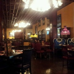 Photo taken at The Old Spaghetti Factory by Julia A. on 10/20/2012