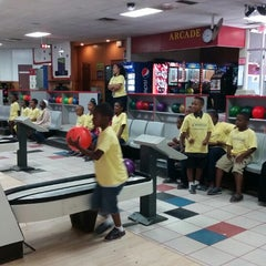Photo taken at Thunderbird Lanes by Myfamily4ever 2. on 8/11/2014