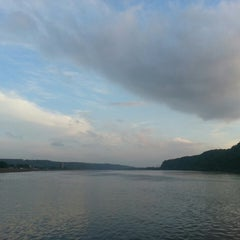 Photo taken at Shikellamy State Park Marina by Deuane H. on 5/11/2013