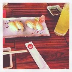 Photo taken at Sushi Nobu by Chandra P. on 6/28/2013