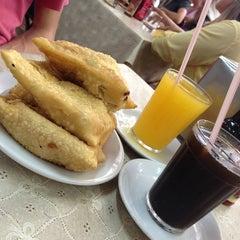 Photo taken at Café Carioca by Rodrigo C. on 12/26/2012