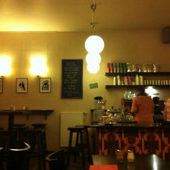 Photo taken at Kaffeeladen by Anya A. on 10/11/2012