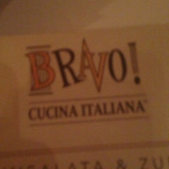 Photo taken at BRAVO! Cucina Italiana by Don Don B. on 1/7/2013