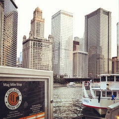 Photo taken at Chicago Water Taxi (Michigan) by Joel Richard E. on 7/5/2013