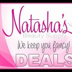 Photo taken at Natasha's Beauty Supply by Natasha's Beauty Supply on 5/6/2014