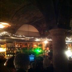 Photo taken at N'Ombra de Vin by OzAlt on 12/12/2012