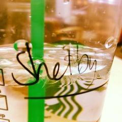 Photo taken at Starbucks by Anne P. on 11/29/2012
