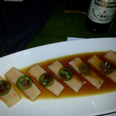 Photo taken at Kooma sushi Restaurant by Roger P. on 2/10/2013