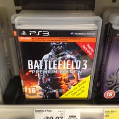 Photo taken at Asda by UK Gamers Unite U. on 9/22/2012