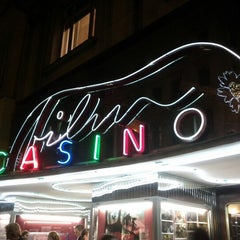 Photo taken at Filmcasino by Florian P. on 9/25/2012