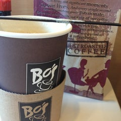 Photo taken at Bo's Coffee by 🎀 Ivy P. on 6/6/2013