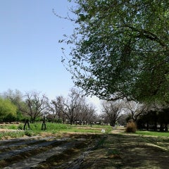 Photo taken at The Farm at South Mountain by Jon V. on 3/23/2013