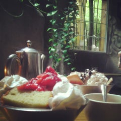 Photo taken at Archetypus Cafe by Angela A. on 6/1/2013