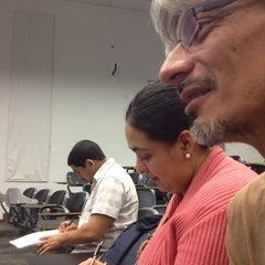 Photo taken at Facultad de Arquitectura y Urbanismo by Mauricio Raul on 5/10/2013