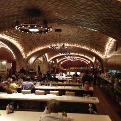 Photo taken at Grand Central Oyster Bar by Joshua O. on 10/27/2012