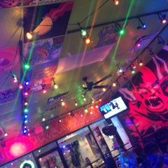 Photo taken at Tijuana Flats by Ally M. on 12/15/2014