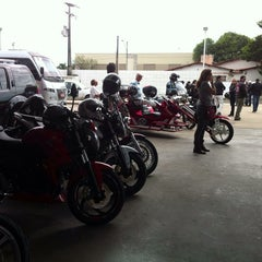 Photo taken at Posto Texaco by Sandra on 6/9/2013
