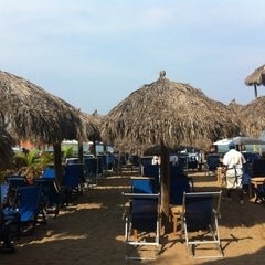 Photo taken at Blue Chairs Beach Resort Hotel by Antonio O. on 11/24/2012