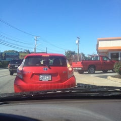 Photo taken at Dunkin' Donuts by Melanie S. on 10/12/2014