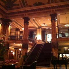 Photo taken at The Jefferson Hotel by Kathy on 4/24/2013
