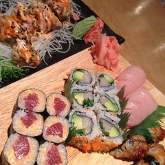 Photo taken at Tokyo Grill & Sushi by Brian C. on 2/18/2013
