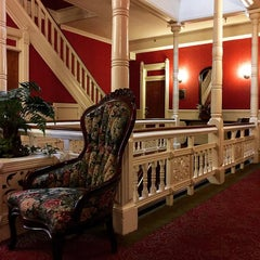 Photo taken at Strater Hotel by Ron M. on 9/1/2015