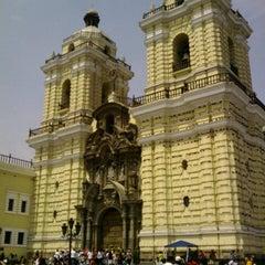 Photo taken at Iglesia San Pedro de Lima by Juan Manuel on 3/28/2013