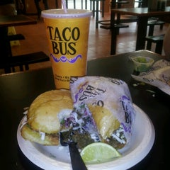 Photo taken at Taco Bus by Janette N. on 9/19/2012
