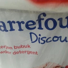 Photo taken at Carrefour by A. Damardono on 2/11/2013